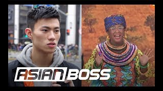 What Do The Chinese Think Of Black People (Blackface) | ASIAN BOSS