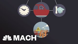 How Algorithms Are Driving Us Into The Future | Mach | NBC News