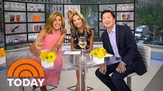 Celebrity Swipe! KLG And Hoda Dig Into Ken Jeong's Phone   TODAY