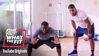 Grab Your Partner | Kevin Hart: What The Fit | Laugh Out Loud Network