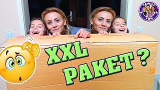 Riesen XXL PAKET GELIEFERT  - Mileys neue Haarfarbe - Our life Family Fun