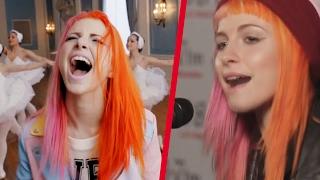 Paramore - Studio vs Live