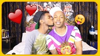 New Relationship w/ Kingsley!