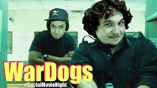 WAR DOGS - Waffen, Geld & Chaos in der Social Movie Night