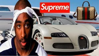 11 MOST EXPENSIVE THINGS PREVIOUSLY OWNED BY AMERICAN RAPPER TUPAC