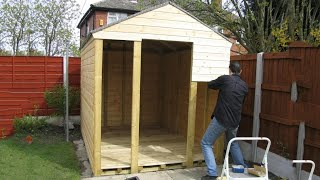 How to Build a Shed - The Home Depot - paktube.pk