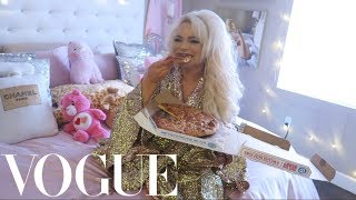 73 Questions with Trisha Paytas | Vogue Parody