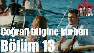 Kiralık Aşk 13. Bölüm - Coğrafi Bilgine Kurban