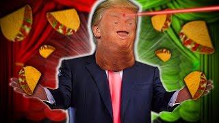 WIRD TRUMP STERBEN!?   Mr. President - Witzige Momente (Funny Moments German)