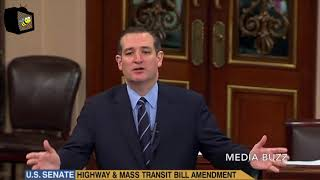 "Ted Cruz Slams Mitch McConnell! ""This is A Sad Day. It is Wrong and it is CORRUPT"""