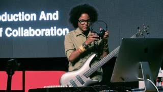 Music Production And The Art Of Collaboration   Brandon Bailey Johnson   TEDxElPaso