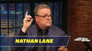 Nathan Lane Had a Physical Confrontation with Harvey Weinstein