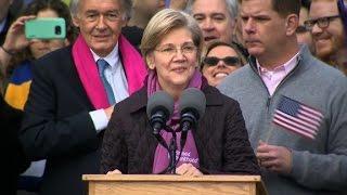 Elizabeth Warren: We