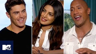 Baywatch R-RATED Deleted Scenes – Cast Reveal Favourites! | MTV