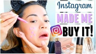INSTAGRAM MADE ME BUY IT! Was It Worth The Hype?
