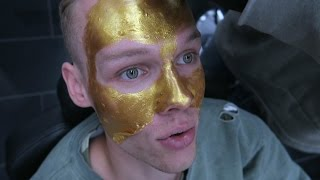 24K Gold Maske? | Arme zerstören | inscopelifestyle