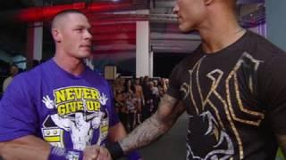 Raw: John Cena