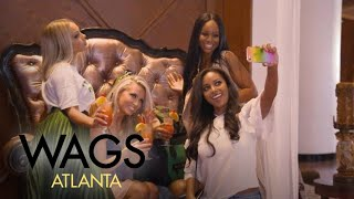 """WAGS Atlanta"" Stars Kick Off Girls Trip in New Orleans | E!"