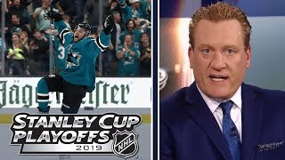 What to expect from Avalanche-Sharks, Stars-Blues  | Quest for the Cup Ep. 3 | NBC Sports