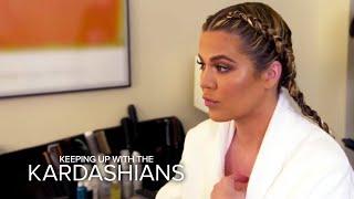 KUWTK | Kim, Khloe and Kylie React to Rob Kardashian