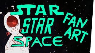 StarStarSpace - FanArt (2017)