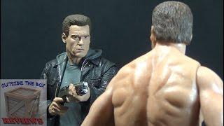 """T-800 Guardian"" NECA Terminator Genisys"