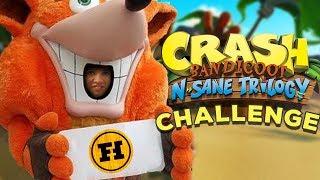 Crash Dummies - Crash Bandicoot Gameplay