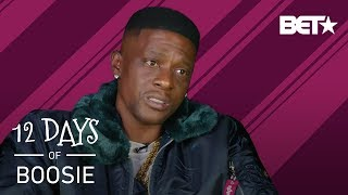 "Boosie On Why He Named His Album ""BooPac"" 