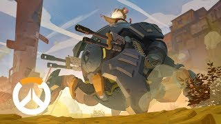 [NEW HERO – COMING SOON] Wrecking Ball Origin Story   Overwatch