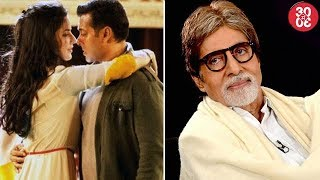 Salman - Katrina To Work Together Again For 'Khan' | Amitabh Rejects 'Race 3' Offer