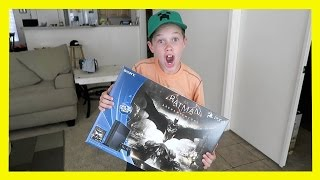 BRYCE GETS HIS PS4!!! (6.29.15 - Day 1186)