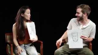 Couples Describe Each Other To A Police Sketch Artist