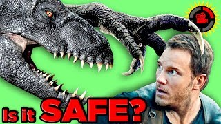 Film Theory: How To SAVE Jurassic Park (Jurassic World)