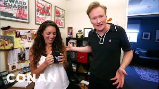 Conan Hunts Down His Assistant