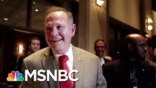Alabama Governor Will Not Delay Senate Race Involving Roy Moore | Velshi & Ruhle | MSNBC