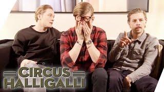 Sabine does learns Joko - Teil 1 | Circus HalliGalli | ProSieben