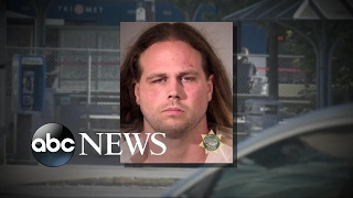 Fatal stabbing on a Portland commuter train