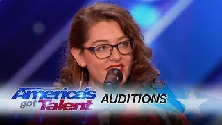 Mandy Harvey: Deaf Singer Earns Simon