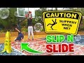 SLIP N SLIDE BASKETBALL CHALLENGES!!! VS...mp3