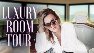 MY LUXURY ROOM TOUR