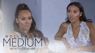 Tyler Henry Reads Evelyn Lozada and Daughter Shaniece | Hollywood Medium with Tyler Henry | E!