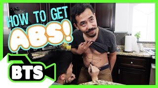 How to get ABS! (BTS)
