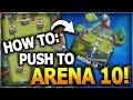 HOW TO GET TO ARENA 10!! TOP 3 F2P DECKS...mp3