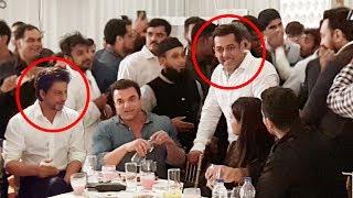 INSIDE Video Baba Siddiqui Iftar Party 2017 Full HD | Salman Khan,Shahrukh Khan,Sohail Khan