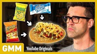 Vending Machine Tacos Taste Test