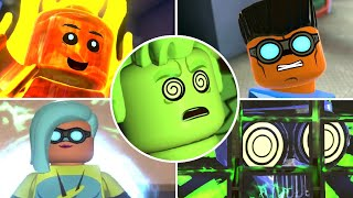 LEGO The Incredibles - All Bosses (Main Story)