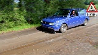 Vorwärts fahren im Rückwärtsgang - 80 kmh im 1. Gang | Dumm Tüch