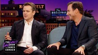 Who Is Matt Damon