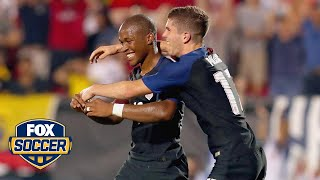 Nagbe is America's most skilled player, and it's not close | ALEXI LALAS' STATE OF THE UNION PODCAST
