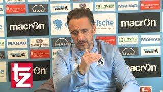 TSV 1860 München: Trainer Pereira spricht schon vom Aufstieg